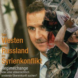 Der Westen und Russland im Syrienkonflikt @ Treff im Lindengarten | Wismar | Mecklenburg-Vorpommern | Deutschland