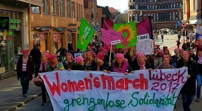 Lübecker Frauenmarsch