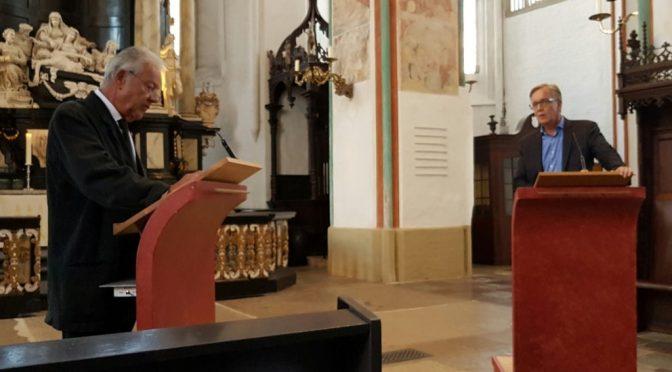 Dietmar Bartsch und die Jakobikirche