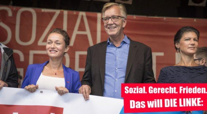 M-V braucht eine starke LINKE im Bundestag