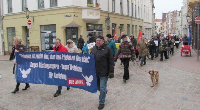 Ostermarsch 2018 für Frieden und Abrüstung