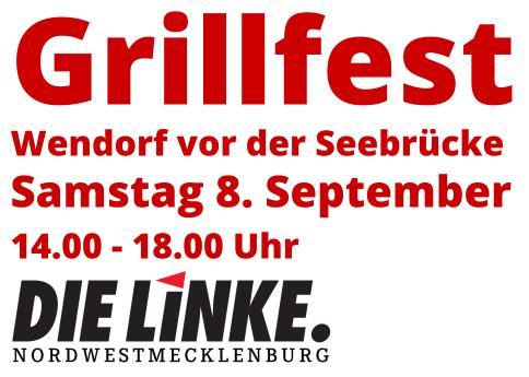 Grillfest @ Seebrücke | Wismar | Deutschland