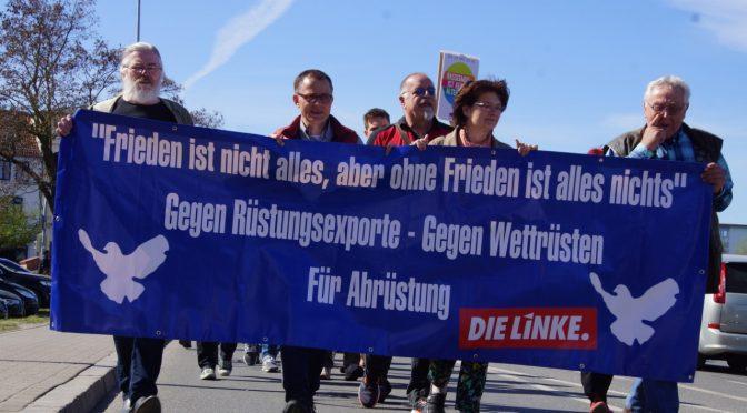 Ostermarsch 2019 – breiteres Friedensbündnis in Wismar