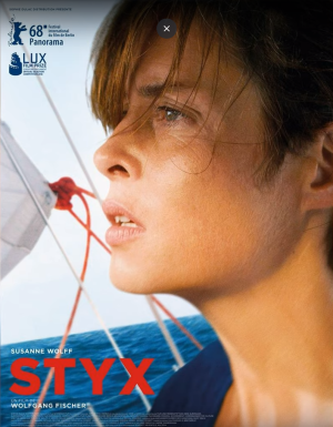 ROSA LOOKS präsentiert den Film STYX @ Filmbüro