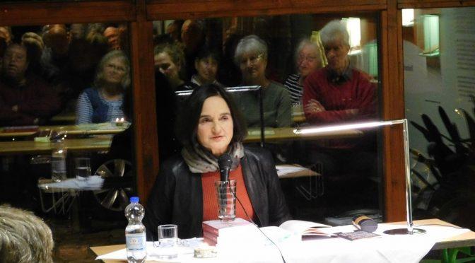 Die Schriftstellerin Daniela Dahn stellte in Gadebusch Ihr neues Buch vor