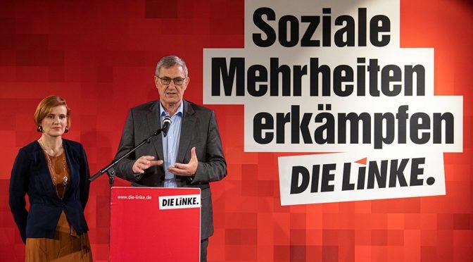 Offensive für den demokratischen Sozialstaat der Zukunft