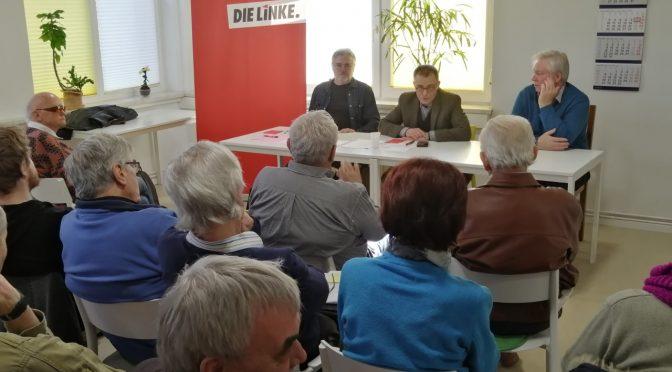 Neuer Vorstand im Stadtverband Wismar gewählt