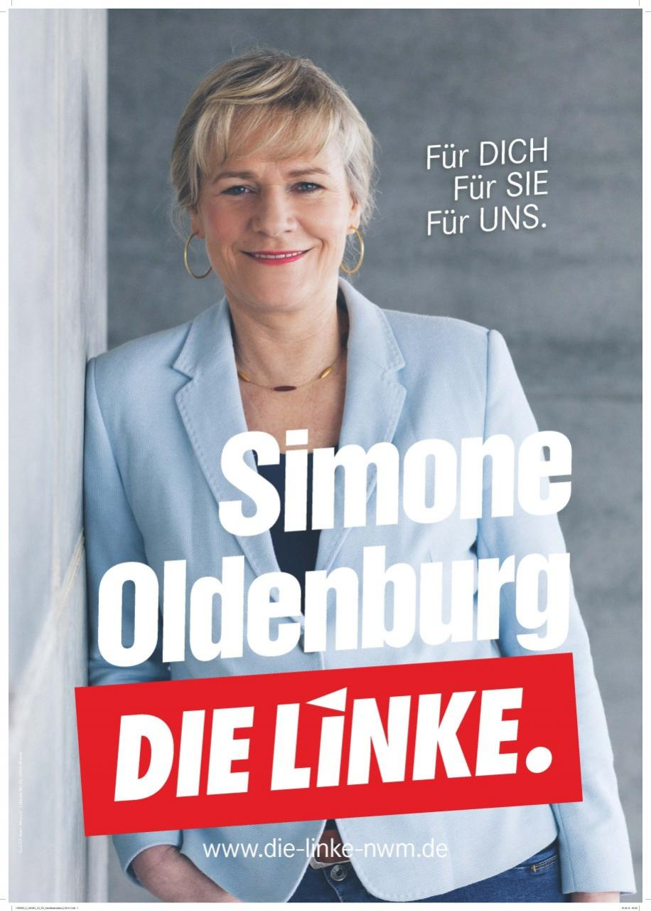 Simone Oldenburg