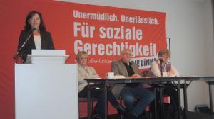 2. Kreisparteitag 2016 in Gägelow